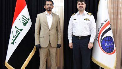 Photo of سلطة الطيران المدني تستقبل عضو لجنة الطاقة والثروات الطبيعة النيابية