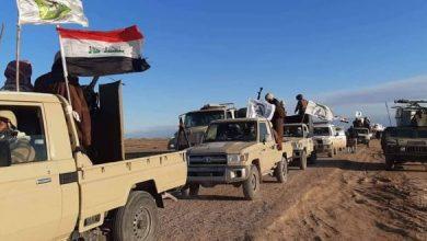 Photo of الحشد والجيش ينفذان عملية امنية لملاحقة فلول داعش في صحراء الأنبار
