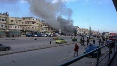 Photo of استشهاد مدنيين اثنين بتفجير عبوة ناسفة في صلاح الدين