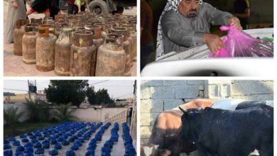 Photo of ابناء ميسان يتسابقون في حملاتهم التطوعية الأنسانية في ظل ازمة وباء كورونا