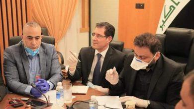 Photo of رسالة مهمة الى رئيس خلية الازمة الحكومية