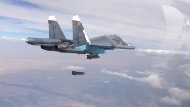 Photo of طيران التحالف يقصف كهوف داعش بنينوى ويقتل 7 إرهابيين