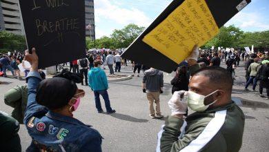 Photo of وفاة شخص في ديترويت خلال احتجاجات حادثة مينيابوليس