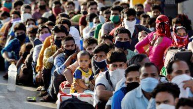 Photo of الهند.. ارتفاع عدد المصابين بكورونا إلى نحو 86 ألفا والوفيات تتجاوز 2700 حالة