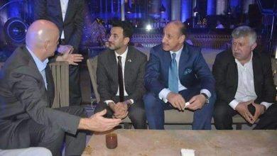 Photo of عبطان يهنئ عدنان درجال لتسنمه وزارة الشباب والرياضة