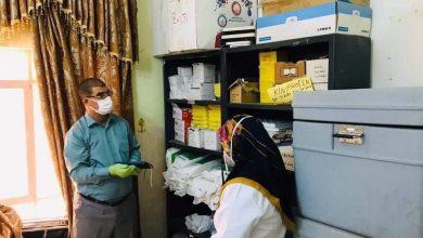 Photo of دائرة صحة النجف الأشرف تؤكد استمرار حملات المسح العشوائي ولليوم السابع عشر على التوالي