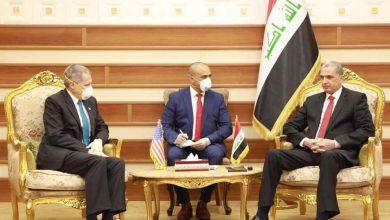 Photo of السيد وزير الداخلية يستقبل سفير الولايات المتحدة الامريكية في العراق