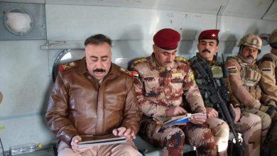 Photo of تعيين اللواء الركن قاسم المحمدي قائداً للقوات البرية العراقية