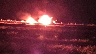 Photo of الاستخبارات العسكرية تطارد عجلة مفخخة وتستولى عليها وتفجرها قبل وصولها الهدف شرق الرطبة بالانبار