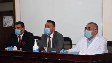 Photo of وزير الصحة والبيئة : تخصيص قطع أراضٍ سكنية للملاكات الصحية في ديالى