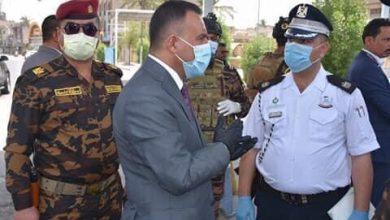Photo of وزير الصحة والبيئة يتتفقد ميدنيا  في عدد من شوارع واسواق شرق  بغداد