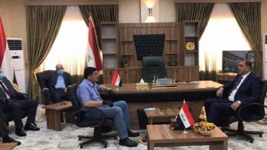 Photo of أربعة ملفات في زيارة وزير الموارد إلى ذي قار