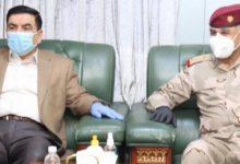 Photo of وزير الدفاع يطّلع على خطط إسناد الكوادر الصحية وتنفيذ الحظر
