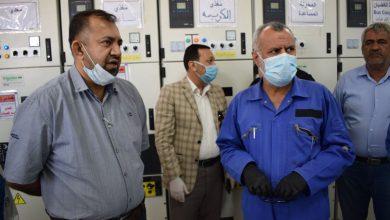 Photo of إدخال محطة علي الشرقي الثانوية ( ٣٣/ ١١ ك.ف) للعمل بعد تأهيلها في ميسان