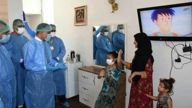 Photo of وزير الصحة يزور احد الفنادق المخصصة للحجر الصحي في منطقة الرصافة ببغداد