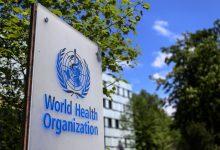 Photo of الصحة العالمية تحذر من احتمال وقوع موجتين ثالثة ورابعة لجائحة كورونا