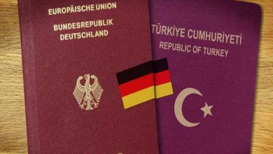 Photo of الأتراك يتصدرون قائمة الحاصلين على الجنسية الألمانية