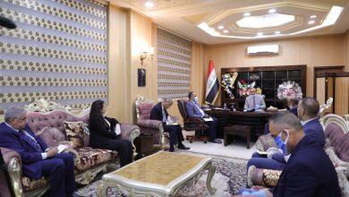 Photo of وزير العمل يعلن عزم الوزارة تنفيذ خطة تنمية موسعة بالتنسيق مع بعثة البنك الدولي في العراق