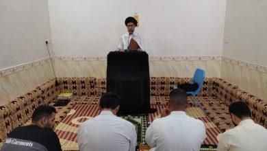 Photo of خطيب جمعة الكوفة: السيد مقتدى الصدر يتعرض لحملة ممنهجة بقيادة جهات معلومة