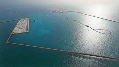 Photo of موسوعة غينيس للأرقام القياسية تدرج الكاسر الغربي الصخري لميناء الفاو الكبير، جنوب البصرة كأكبر كاسر امواج في العالم