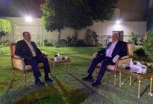 Photo of رئيس ائتلاف دولة القانون السيد نوري المالكي يستقبل مستشار الامن الوطني في منزله