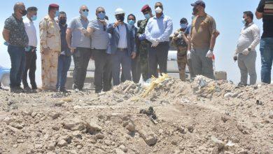 Photo of محافظ بغداد: انطلاق المرحلة الثانية لمعالجة الطمر غير النظامي في قضاء الزهور وفرز ١٠ الاف قطعة سكنية