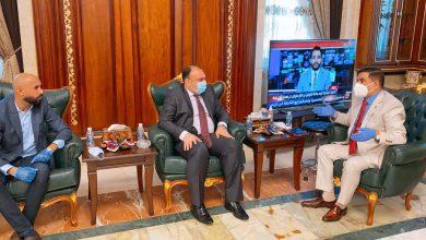 Photo of وزير الدفاع جمعة عناد يستقبل رئيس شبكة الإعلام العراقي