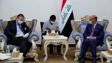 Photo of درجال يبحث مع بعثة الامم المتحدة في العراق توحيد الجهود الوطنية والدولية لتعزيز دور الشباب