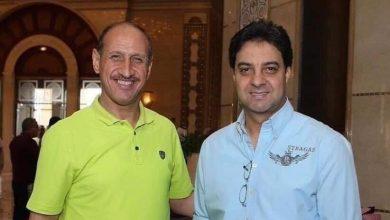 Photo of وزير الشباب والرياضة يتكفل بـ متابعة الحالة الصحية للكابتن احمد راضي