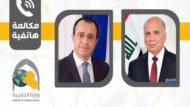 Photo of وزير الخارجيّة يُؤكّد على أهمّية تضافر الجُهُود الإقليميّة والدوليّة لحفظ الاستقرار في المنطقة