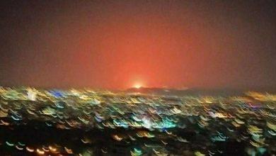 Photo of الدفاع الإيرانية: انفجار طهران ناتج عن تسرب للغاز والوضع حاليا طبيعي بمنطقة بارشين