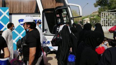 Photo of سفارة جمهوريّة العراق لدى الكويت تُنظّم القافلة الثالثة لنقل العراقيّين العالقين