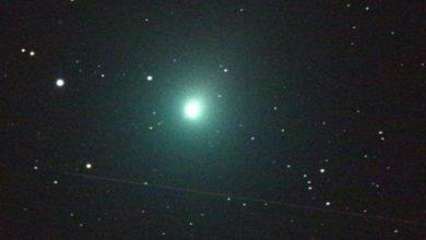 """Photo of الأرض على موعد مع """"عرض ضوئي مذهل"""" المذنب سيكون مرئيا عبر التلسكوب"""