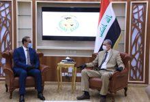 Photo of وزير الداخلية يلتقي وزير العمل والشؤون الاجتماعية