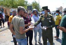 Photo of قيادة قوات حفظ القانون تواصل اجراءاتها بحماية المتظاهرين وتعفير ساحات الاحتجاج