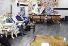 Photo of وزير الزراعة يستقبل مدير الجريمة المنظمة ويؤكد على منع الاستيراد وضبط المنافذ الحدودية