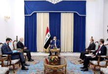 Photo of رئيس الجمهورية يؤكد ضرورة تقديم المتورطين بجرائم داعش إلى محكمة دولية متخصصة