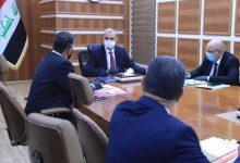 Photo of وزير الداخلية يواصل متابعة الاجراءات الخاصة بجدول ترقية شهر تموز للعام الحالي ويؤكد على انصاف المغبونين