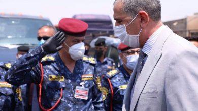 Photo of وزير الداخلية يشرف ميدانياً على حملة لدعم الجهد البلدي والصحي في مدينة الصدر شرقي بغداد