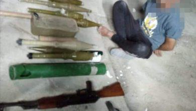 Photo of وكالة الاستخبارات : القبض على متهم بحوزتة أسلحة واعتدة غير مرخصة في بغداد