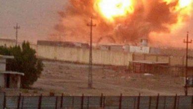 Photo of الاعلام الأمني: الانفجارات ناجمة عن  ارتفاع حرارة  الجو  وسوء الخزن