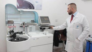 Photo of المختبر الاستشاري الطبي يباشر بأجراء فحص كورونا للراغبين بالسفر