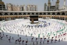 Photo of السعودية: لا إصابات بكورونا بين الحجاج واكتمال الاستعدادات لوقوف عرفات