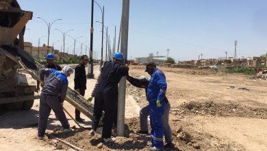 """Photo of توزيع كهرباء ميسان """" يعلن عن نجاح تشغيل محطة الهادي الجديدة الثانوية وإدخالها للعمل"""