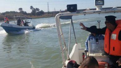 Photo of الشرطة النهرية في النجف تنقذ حياة صبي في اللحظات الاخيرة