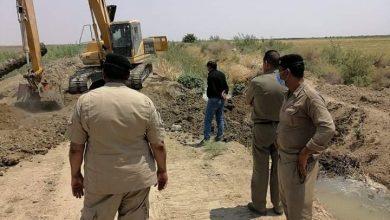Photo of وزارة الموارد المائية تنفذ حملة لازالة التجاوزات على محرمات الجداول والانهر في عموم العراق