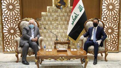 Photo of رئيس مجلس النواب يستقبل وزير الخارجية الإيراني