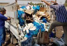 Photo of الامن الوطني في كركوك يتلف مواد غذائية فاسدة
