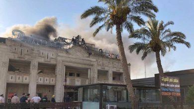 Photo of الدفاع المدني تسيطر على حريق اندلع في مطعم قصر الاميرات