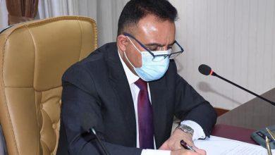 Photo of وزير الصحة والبيئة يوجه بمنح (١٠) درجات مفاضلة للناجحين من الامتحان التنافسي في البورد العربي للأطباء العاملين في المراكز المخصصة لكورونا